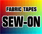 Fabric Tapes Sew-On