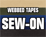 WEBBED SEW-ON