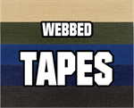Cotton Webbed Name Tapes