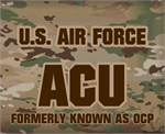 AIR FORCE ACU - OCP